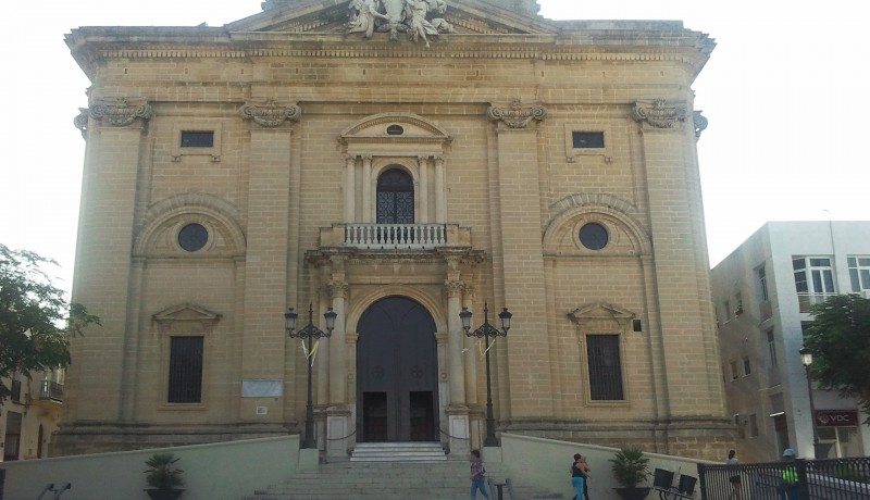 Iglesia Mayor, Chiclana de la Frontera