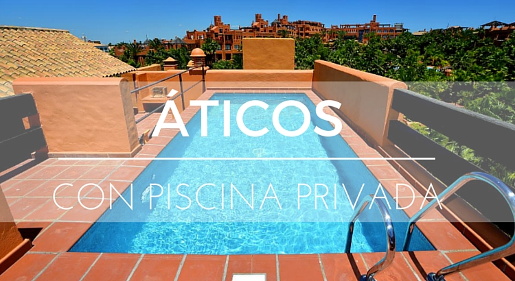 Ticos con piscina privada novo resort news - Piscinas para aticos ...